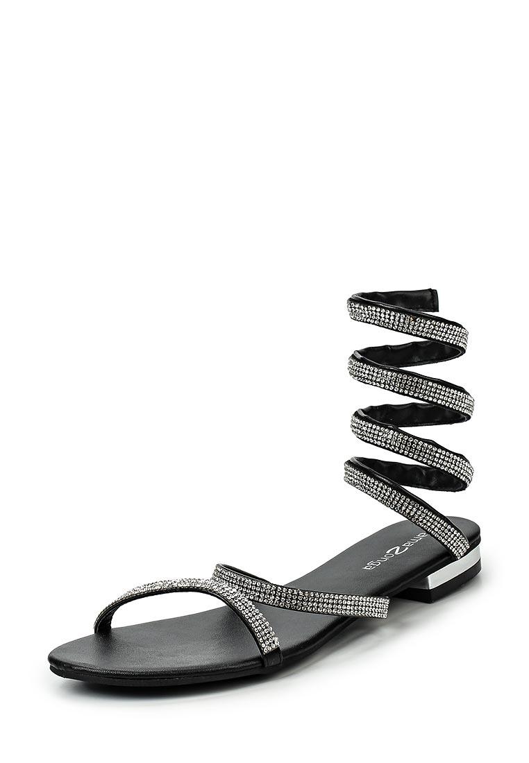 Женские сандалии Amazonga 144-713IK-17s-01-1