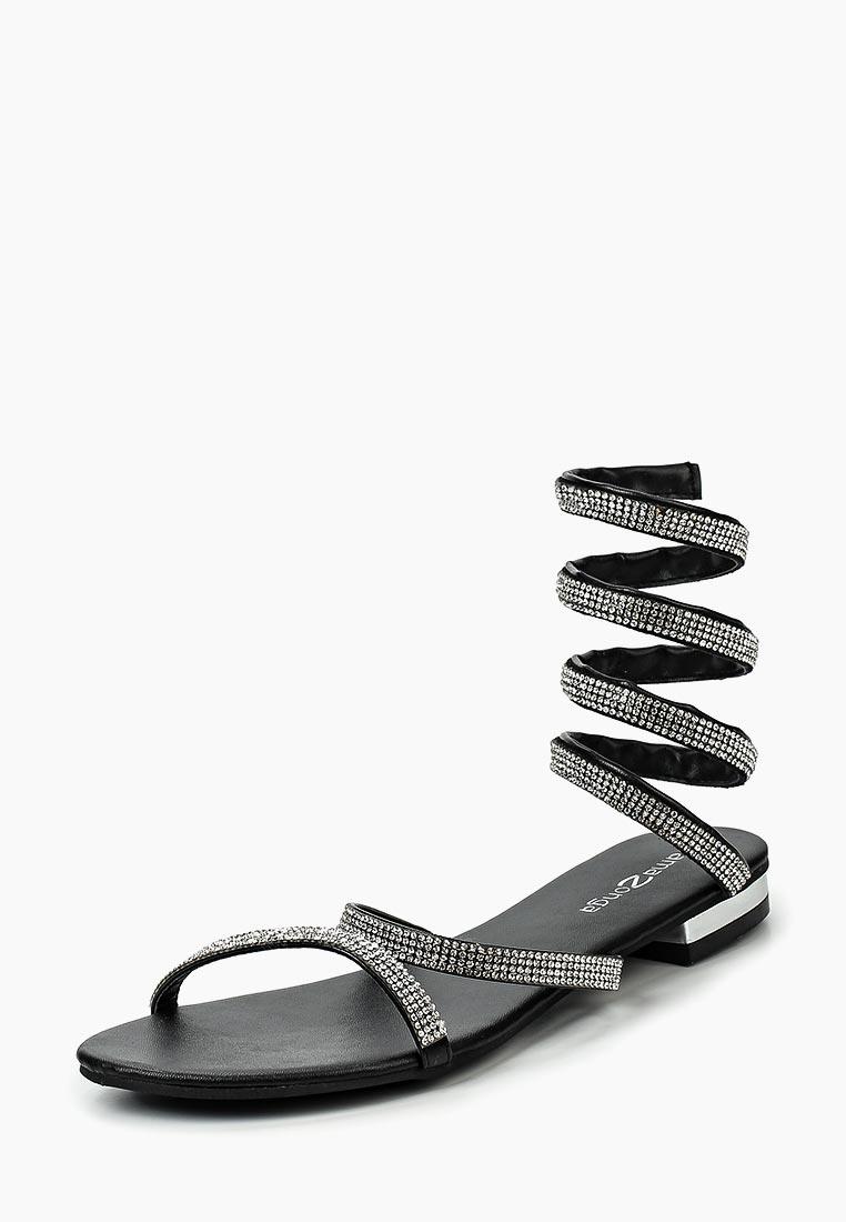 Женские сандалии Amazonga 144-713IK-17s-01-1: изображение 1