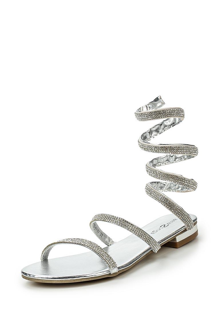 Женские сандалии Amazonga 144-713IK-17s-01-34