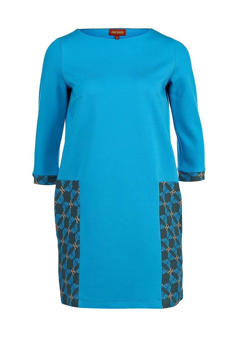 Деловое платье Анна Чапман P50D-11