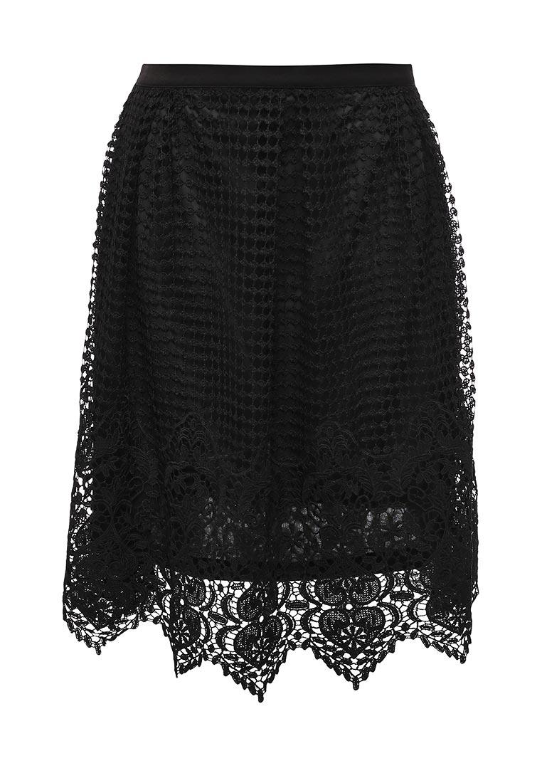 Прямая юбка AngelEye London Y015786