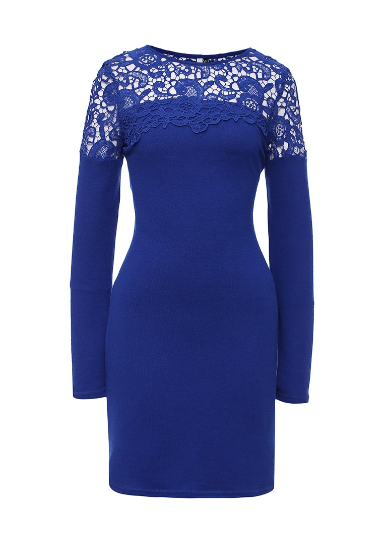 Вязаное платье AngelEye London Y015769