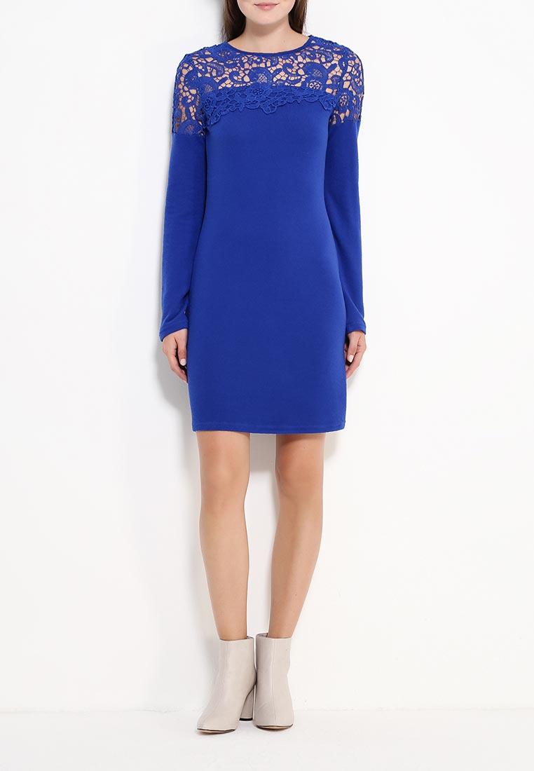 Вязаное платье AngelEye London Y015769: изображение 7