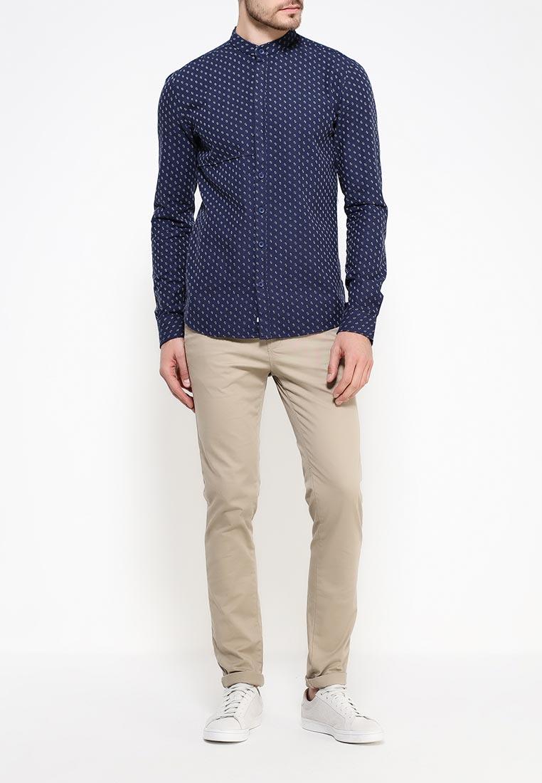 Рубашка с длинным рукавом Anerkjendt 9416026: изображение 8