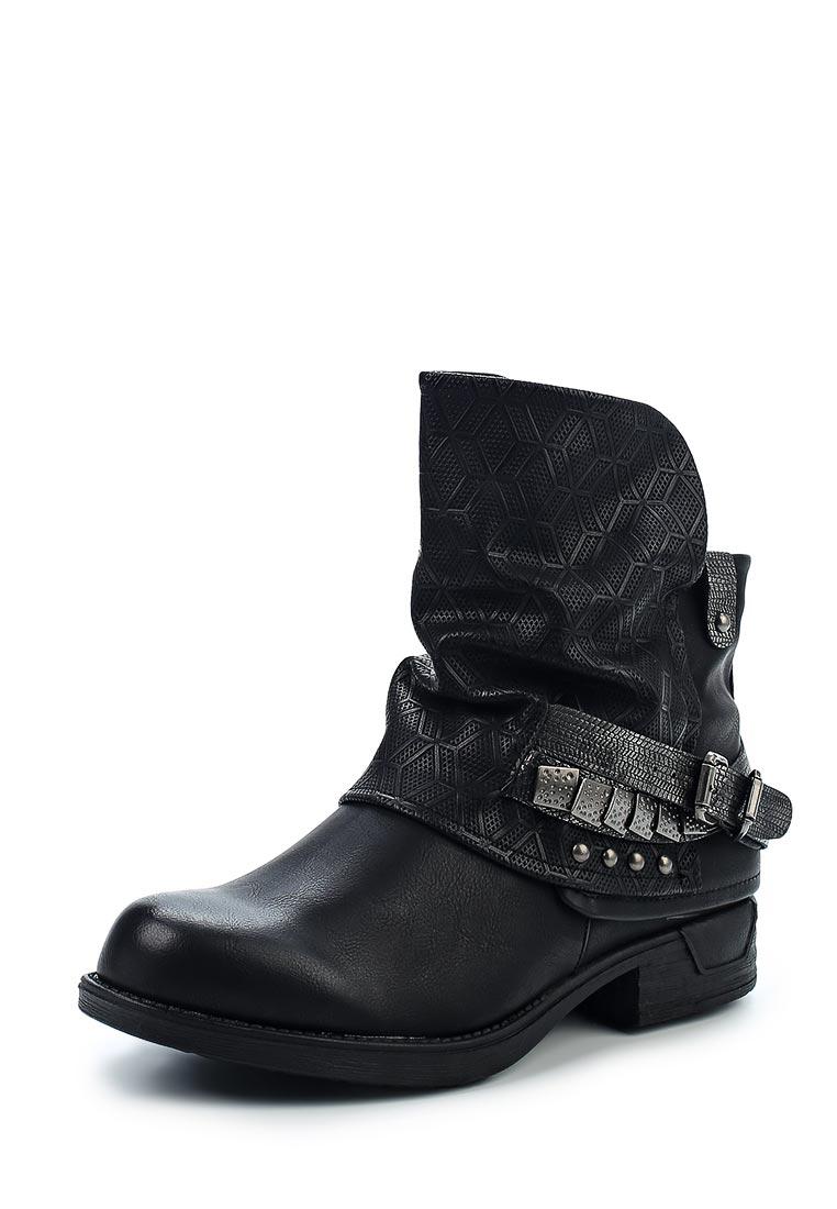 Женские ботинки Anesia BO-119