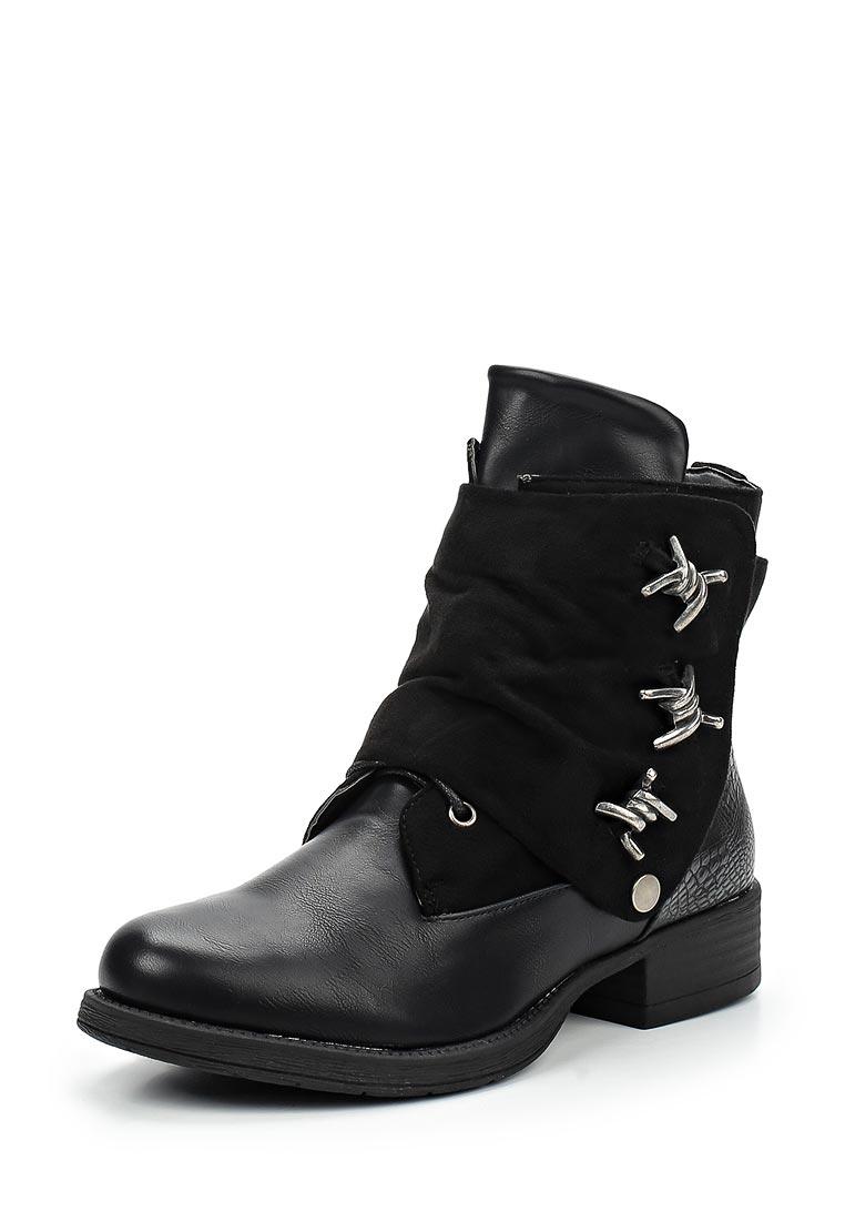 Женские ботинки Anesia JD-13