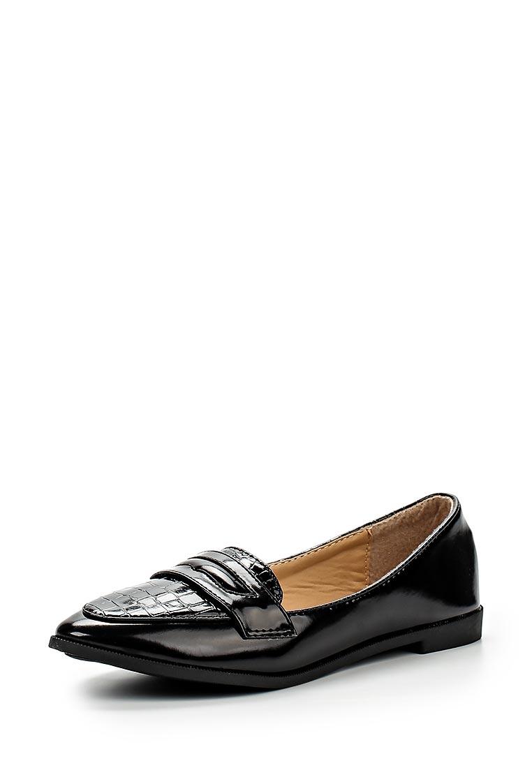 Туфли на плоской подошве Annalisa JM-B169: изображение 1