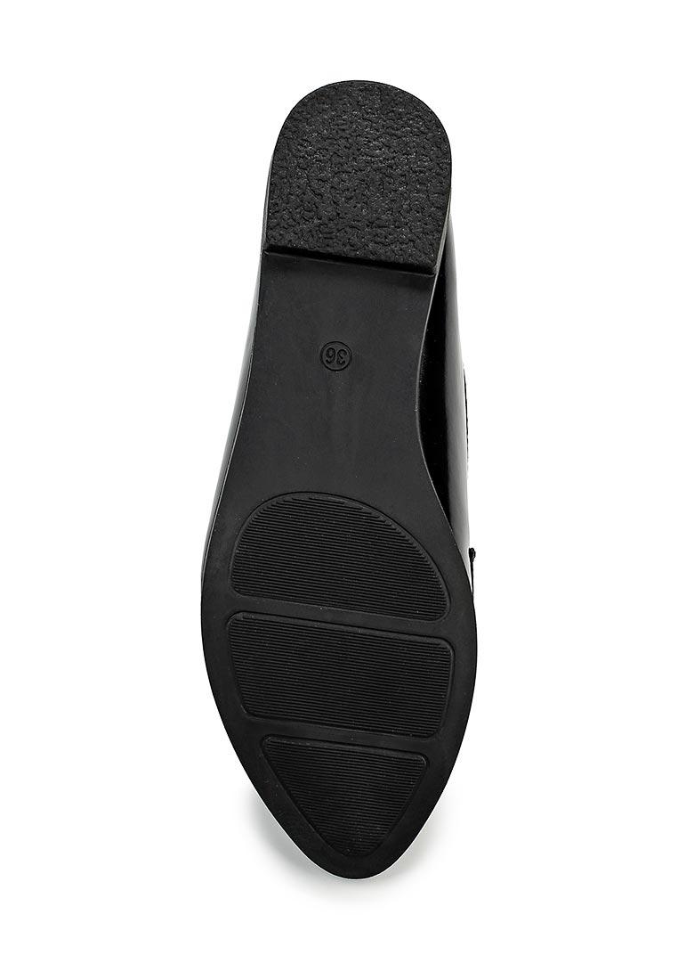 Туфли на плоской подошве Annalisa JM-B169: изображение 3