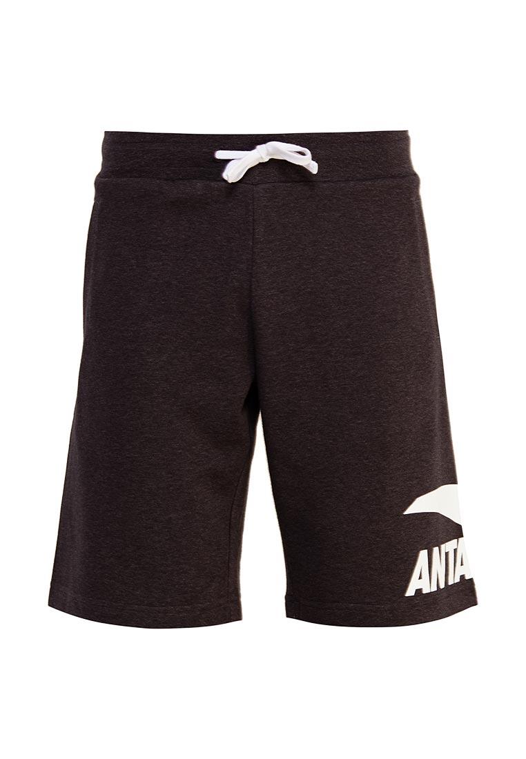 Мужские повседневные шорты Anta 85628790-4