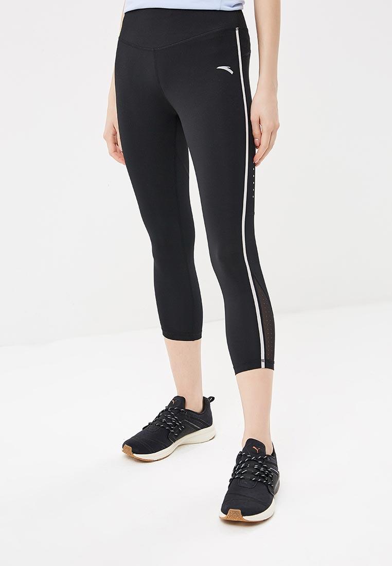 Женские спортивные брюки Anta 86825780-1