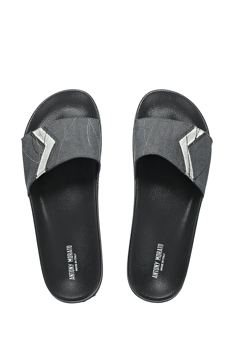 Мужские сандалии Antony Morato MMFW00947 LE500002