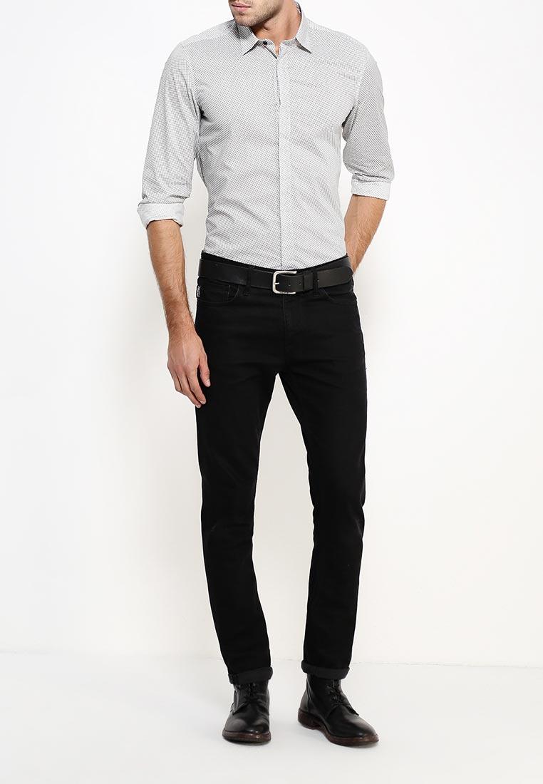 Рубашка с длинным рукавом Antony Morato MMSL00325 FA430201: изображение 13