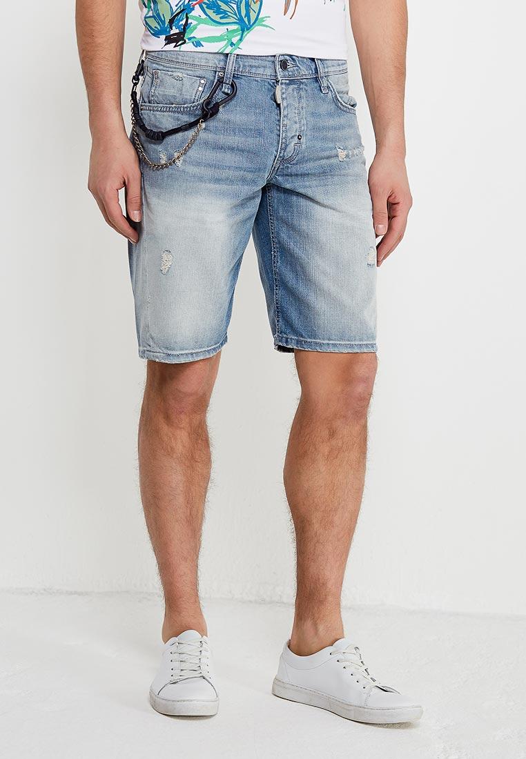 Мужские джинсовые шорты Antony Morato MMDS00043 FA700092
