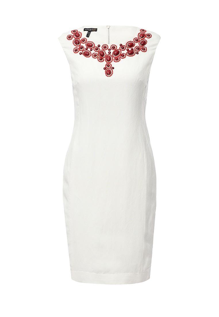 Повседневное платье Apart 65635: изображение 1