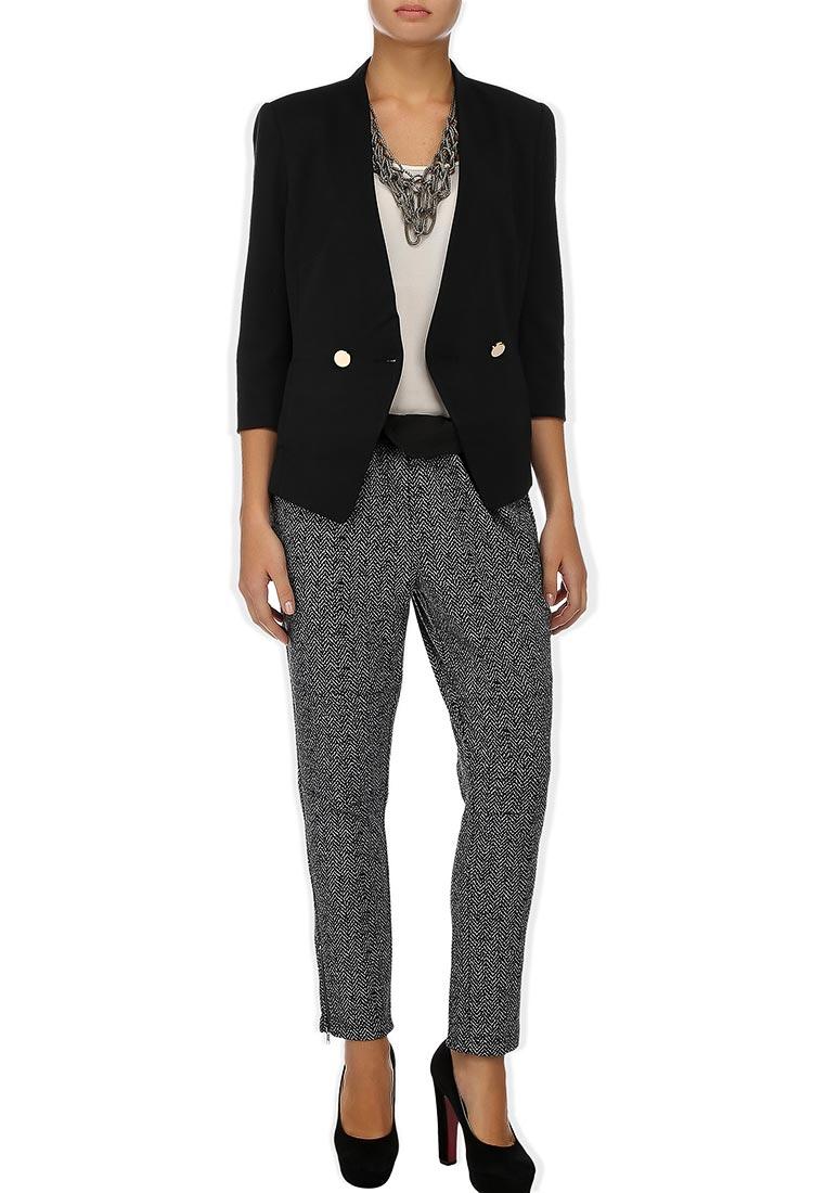 Женские зауженные брюки Apart 40826: изображение 4