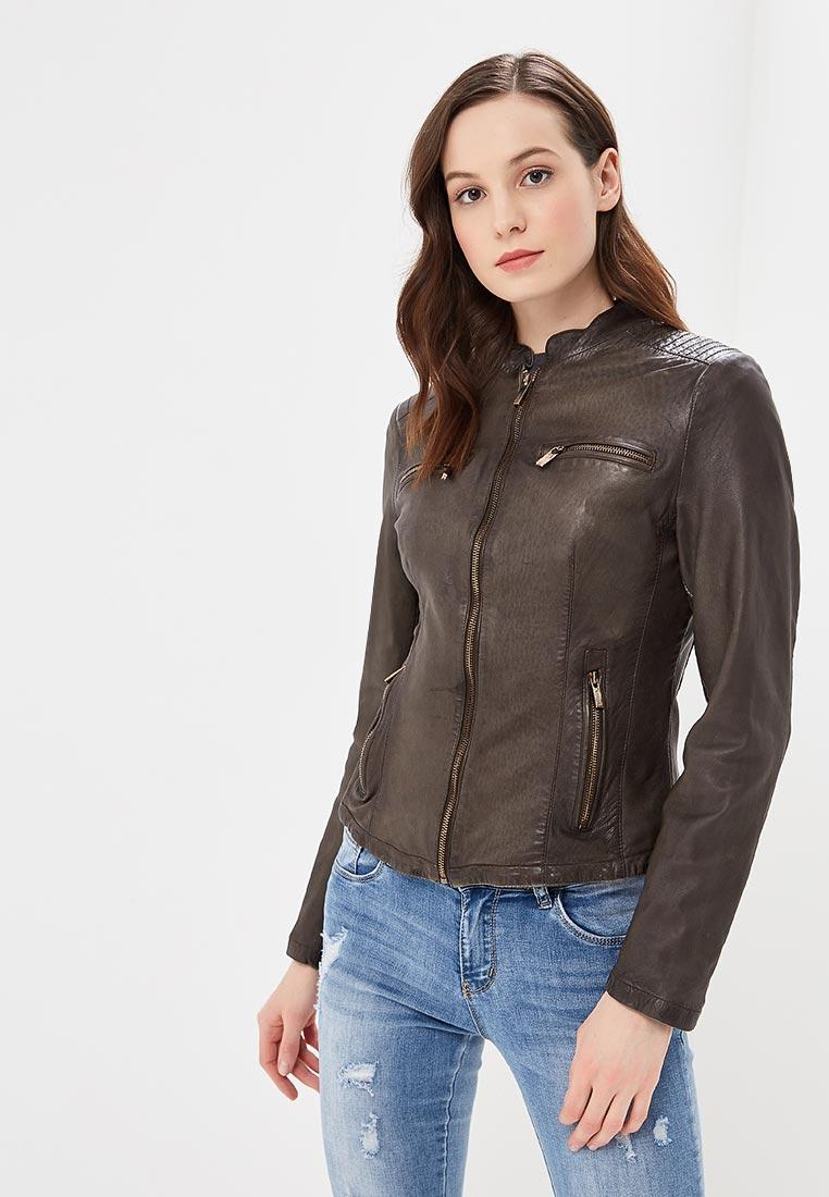 Кожаная куртка Arma 014L181106.02