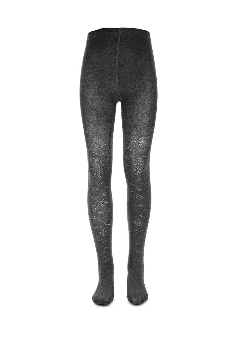Колготки для девочек Arina ARGP 051406 - тёмно-серый