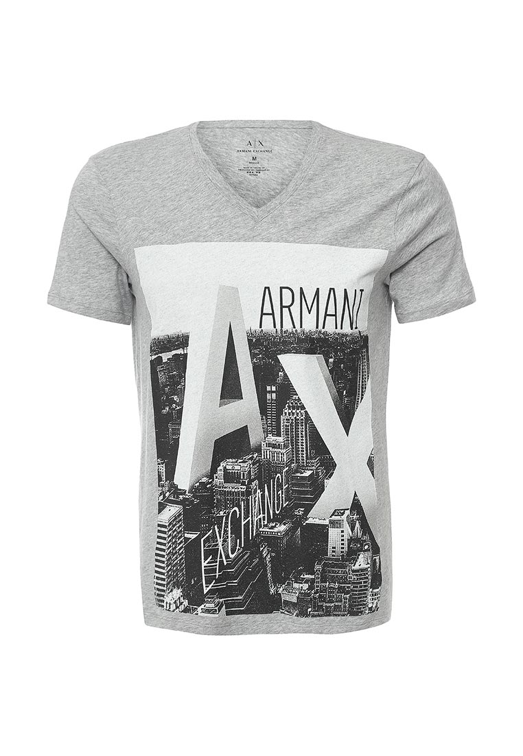 Футболка Armani Exchange 3YZTXB ZJH4Z