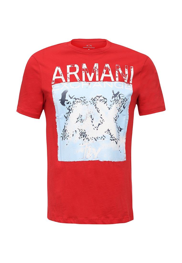 Футболка Armani Exchange 3YZTAS ZJH4Z