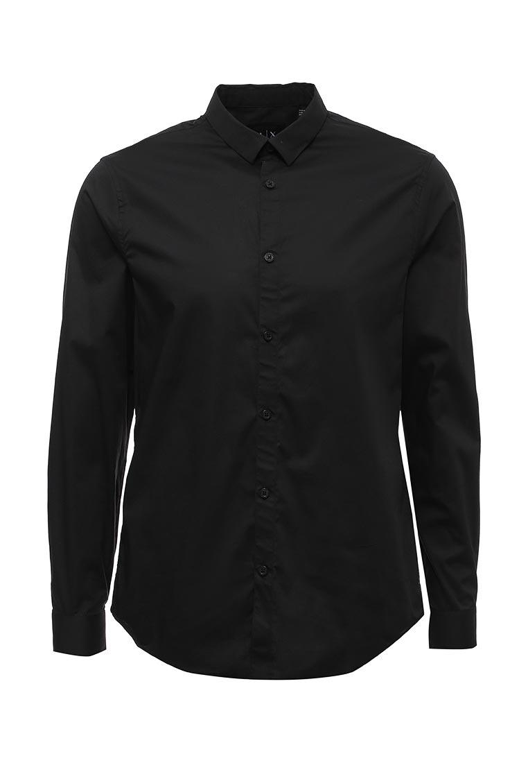 Рубашка с длинным рукавом Armani Exchange 8NZC58 ZNALZ