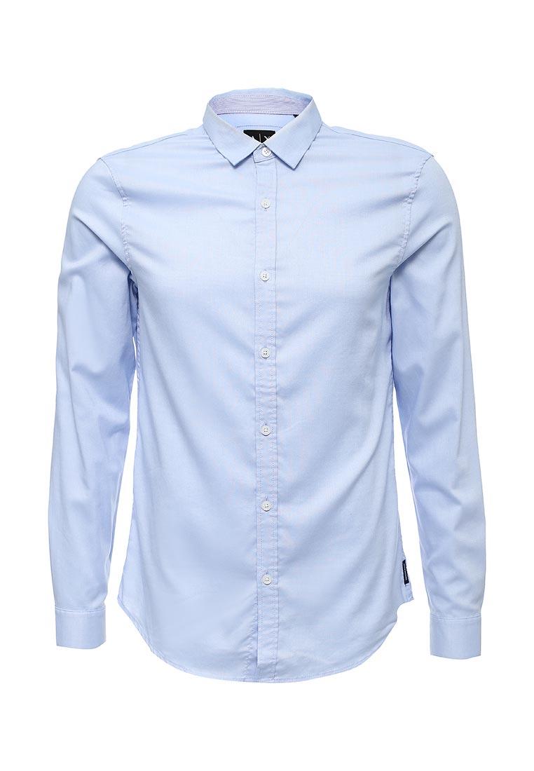 Рубашка с длинным рукавом Armani Exchange 8NZC59 ZNANZ