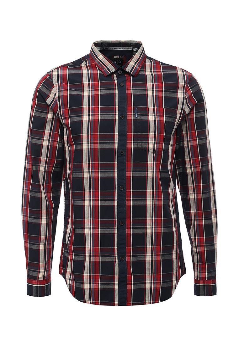 Рубашка с длинным рукавом Armani Exchange 6YZC03 ZN46Z