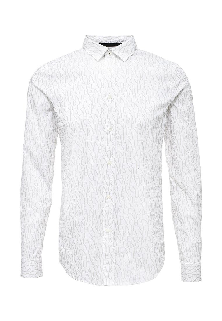 Рубашка с длинным рукавом Armani Exchange 6YZC20 ZNL1Z