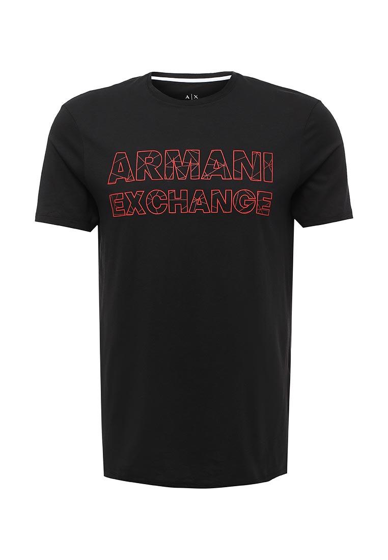 Футболка Armani Exchange 6YZTAH ZJA5Z