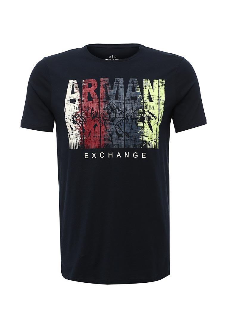 Футболка Armani Exchange 6YZTBB ZJS8Z