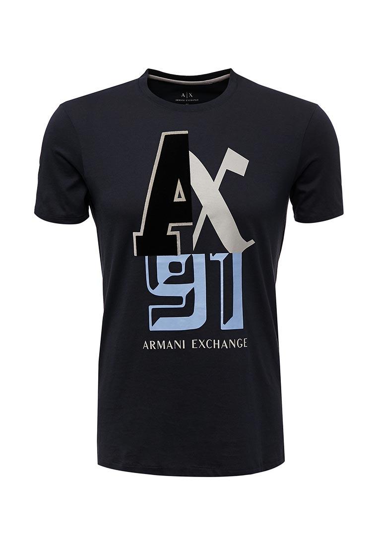 Футболка Armani Exchange 6YZTEQ ZJA5Z