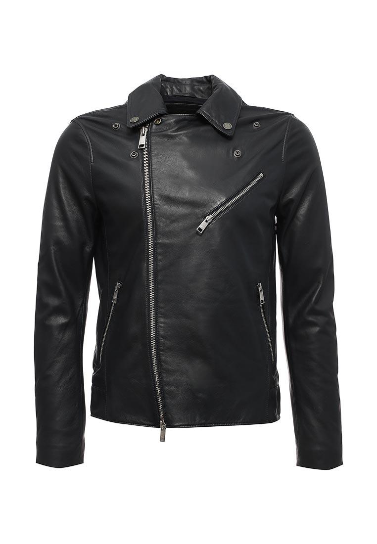 Кожаная куртка Armani Exchange 6YZB45 ZN23Z