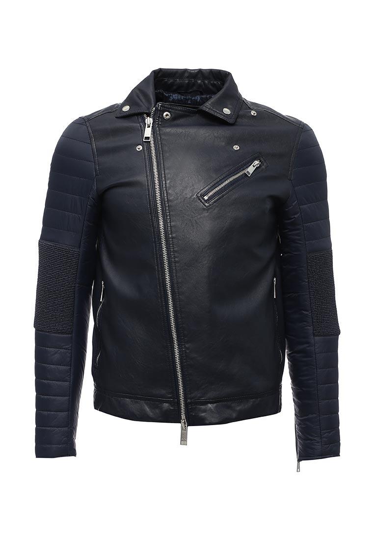 Кожаная куртка Armani Exchange 6YZB07 ZNV9Z