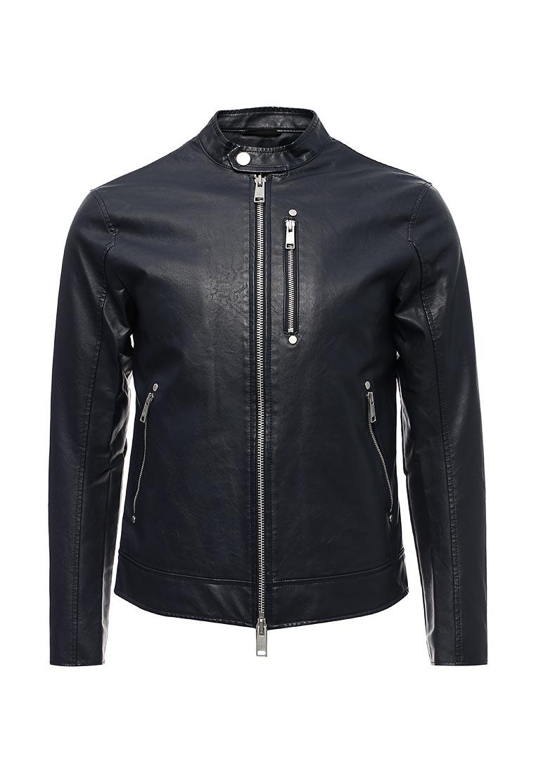 Кожаная куртка Armani Exchange 6YZB08 ZNV9Z