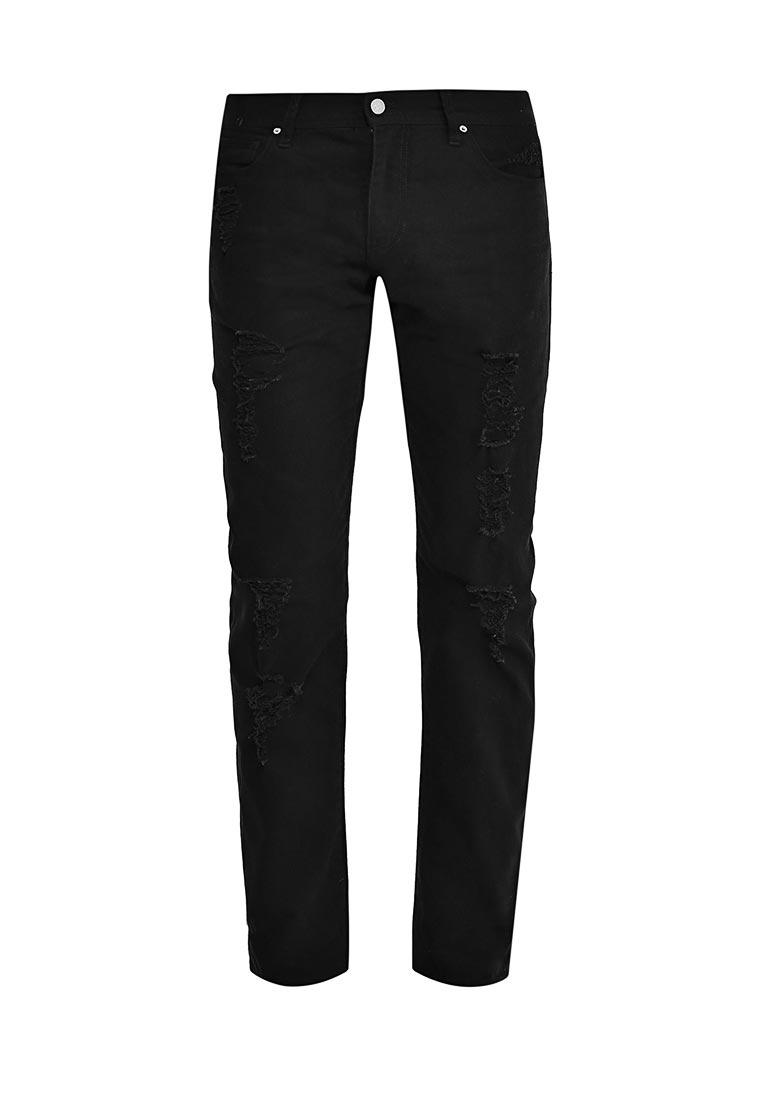 Мужские прямые джинсы Armani Exchange 6YZJ16 Z1CAZ