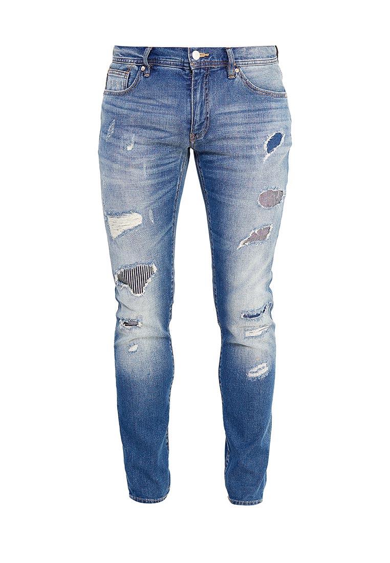 Зауженные джинсы Armani Exchange 6YZJ14 Z2CGZ