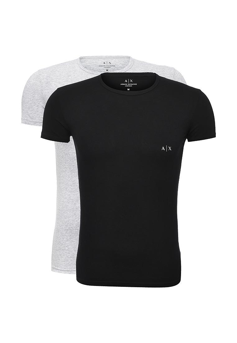 Домашняя футболка Armani Exchange 956005 7A000