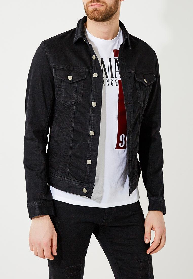 Джинсовая куртка Armani Exchange 3ZZB29 Z1AAZ
