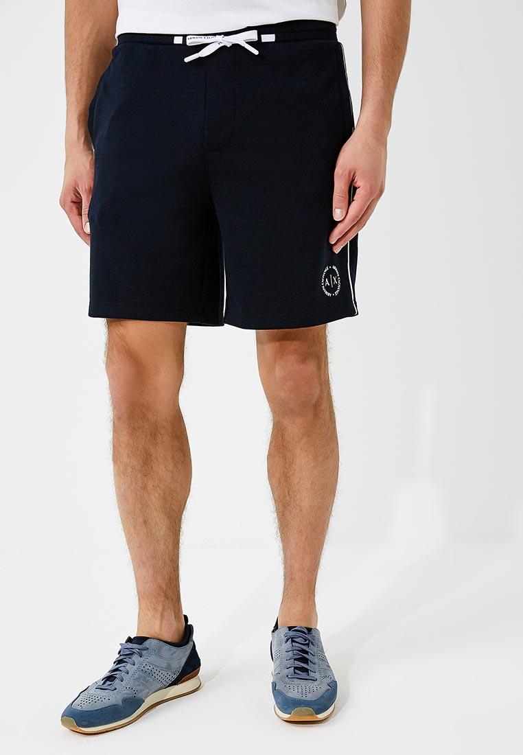 Мужские повседневные шорты Armani Exchange 8NZS72 Z8N1Z