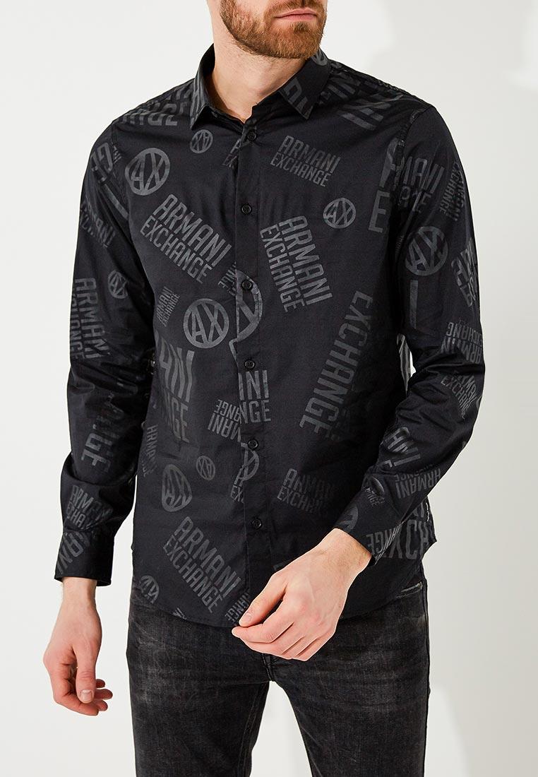 Рубашка с длинным рукавом Armani Exchange 3ZZC65 ZNALZ
