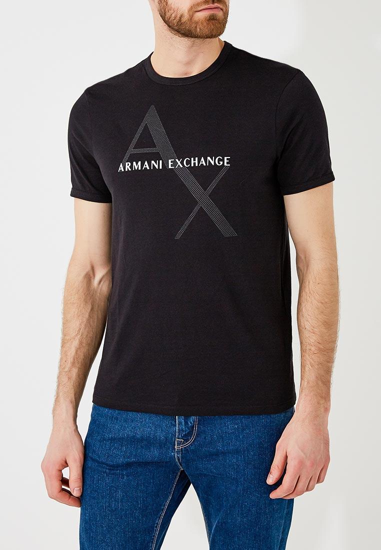 Футболка Armani Exchange 8NZT76 Z8H4Z