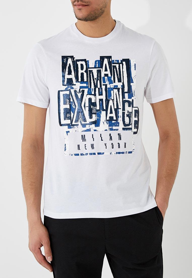 Футболка Armani Exchange 3ZZTFB ZJH4Z