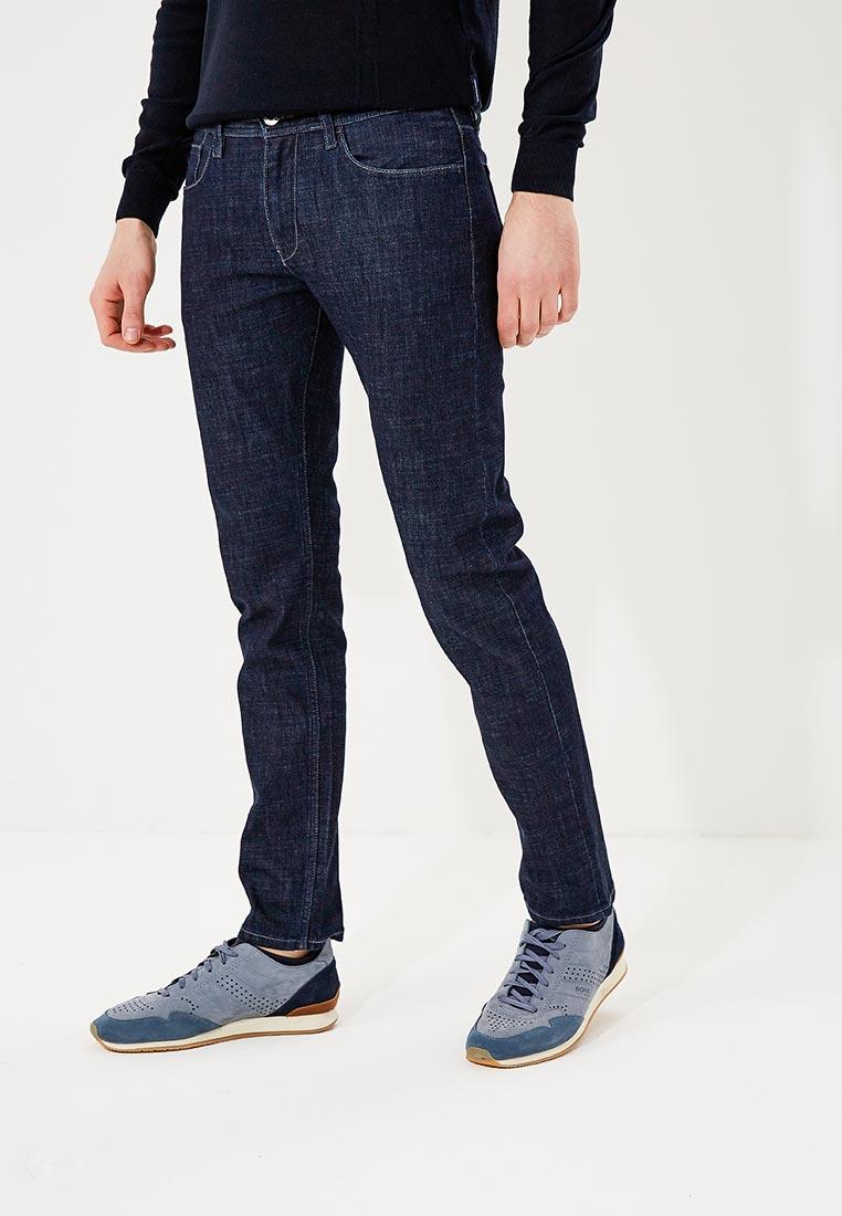 Зауженные джинсы Armani Exchange 8nzj13 z881z