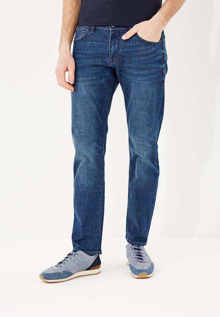Мужские прямые джинсы Armani Exchange 8nzj16 z882z