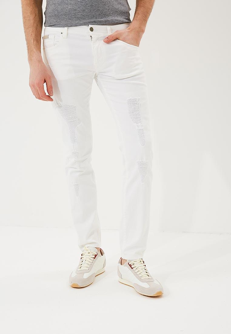 Зауженные джинсы Armani Exchange 3zzj13 z1aaz