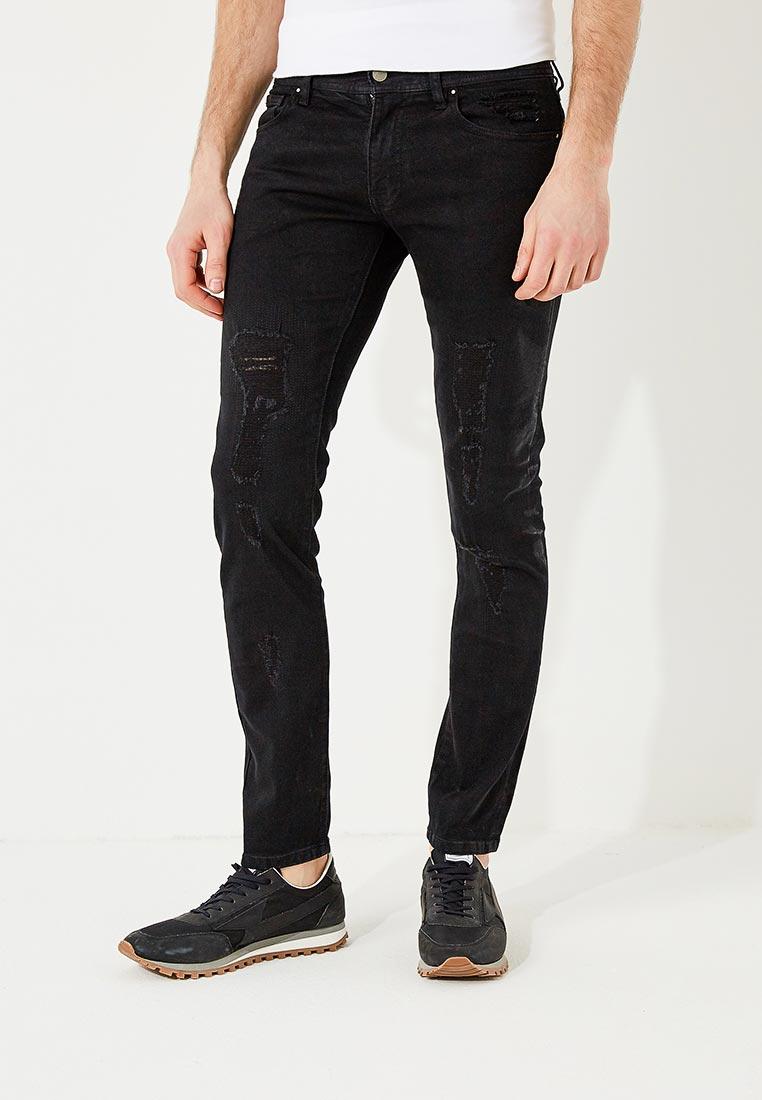 Зауженные джинсы Armani Exchange 3zzj14 z1aaz