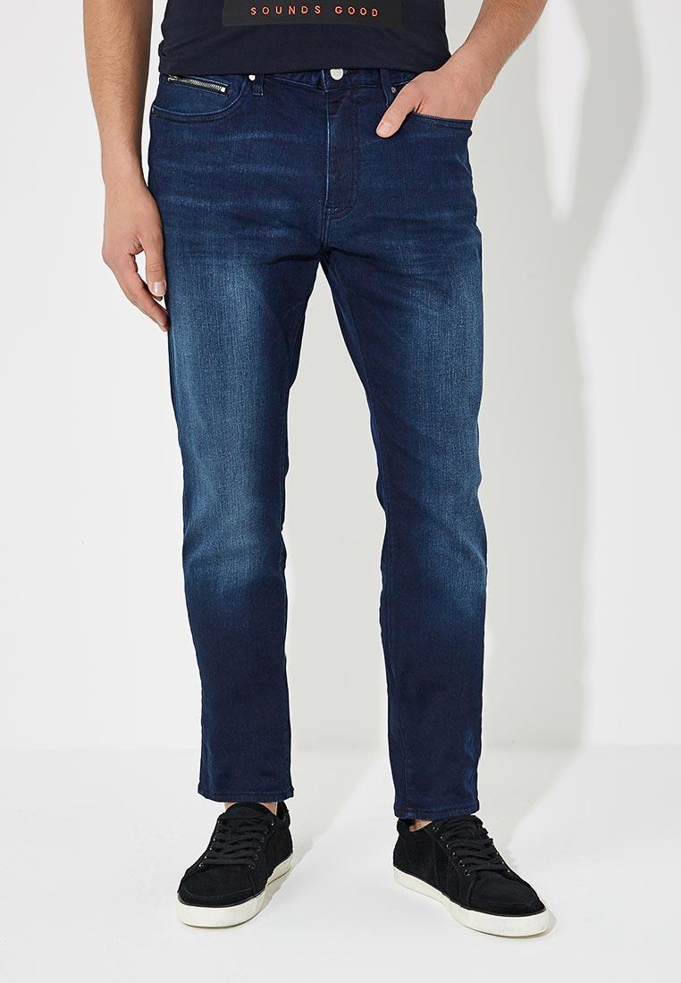 Зауженные джинсы Armani Exchange 3zzj22 z2frz