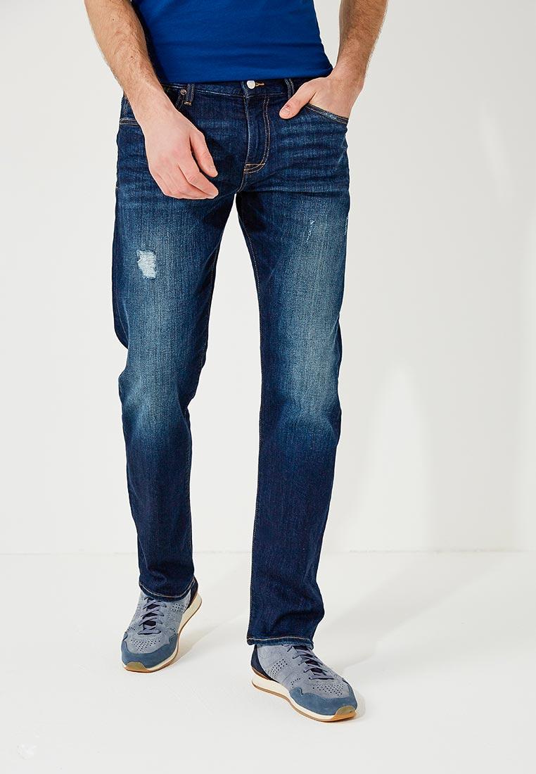 Мужские прямые джинсы Armani Exchange 3zzj16 z2cuz