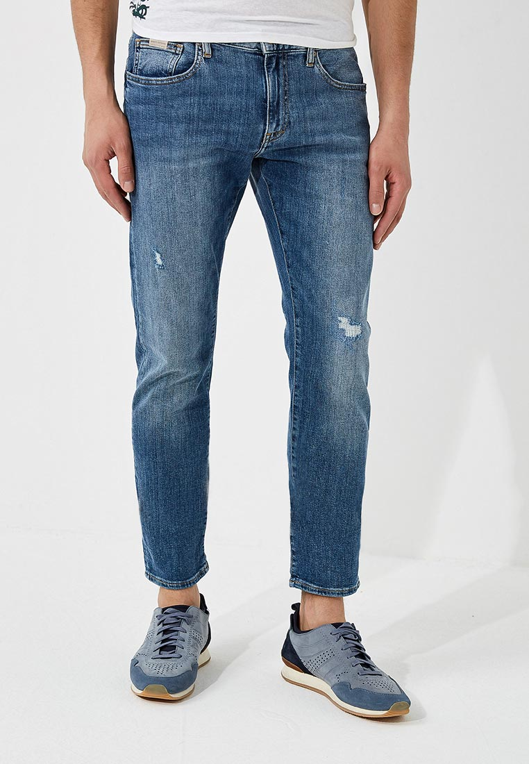 Зауженные джинсы Armani Exchange 3zzj13 z1cuz