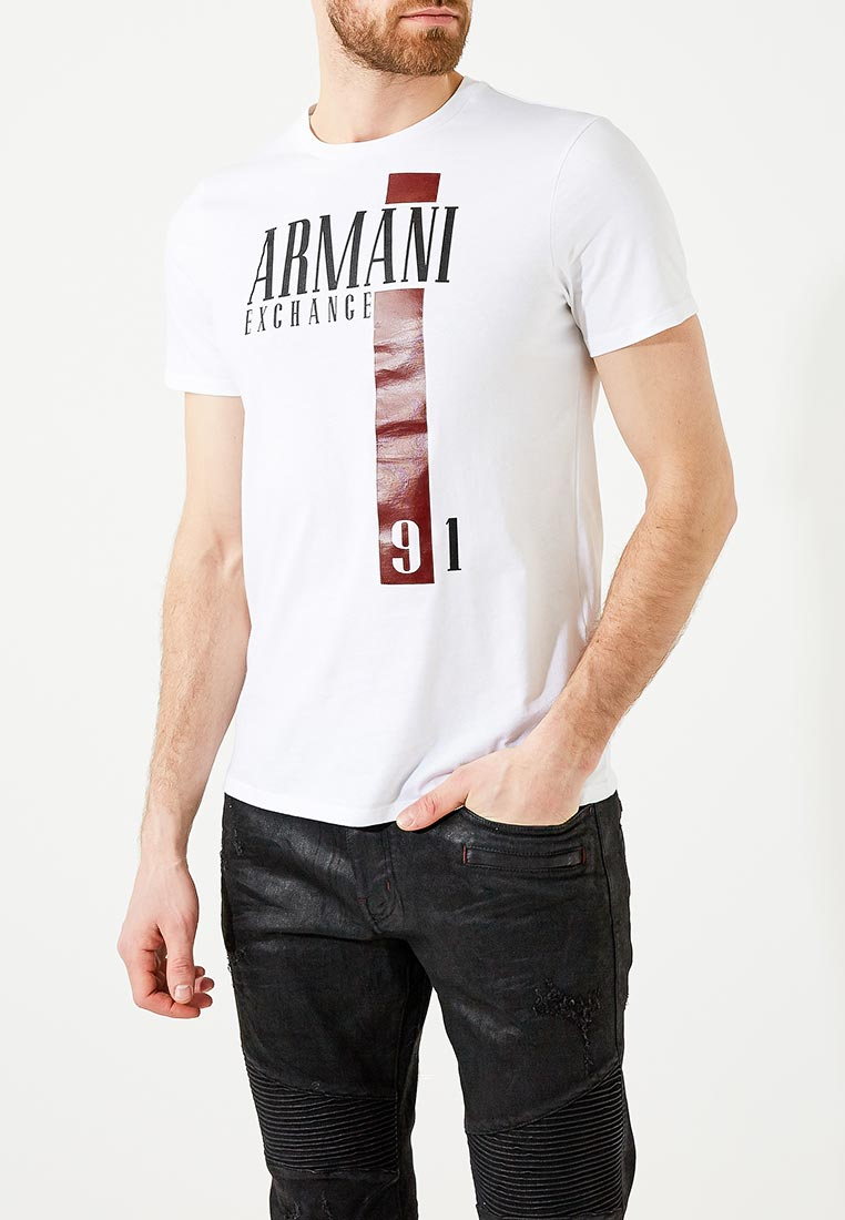 Футболка Armani Exchange 3ZZTER ZJD3Z