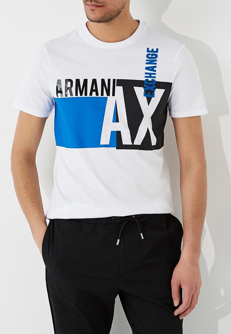 Футболка Armani Exchange 3ZZTEY ZJH4Z